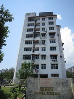 Property for Rent at Taman Bunga Merah