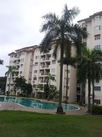 Penthouse For Sale at Pelangi Court, Klang