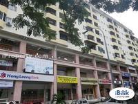 Apartment Room for Rent at Plaza Sri Sinar, Segambut
