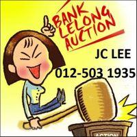 Apartment For Auction at Pandan Lake View, Pandan