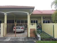 Terrace House For Sale at Kampung Rantau Panjang, Klang