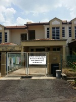 Terrace House For Sale at Taman Sri Gelam, Tanjong Kling