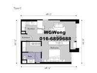 Serviced Residence For Sale at Tropicana Gardens, Kota Damansara
