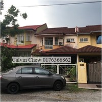 Terrace House For Auction at Saujana Puchong, Puchong