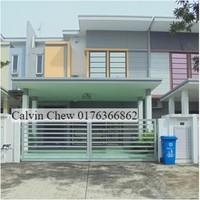Terrace House For Auction at Cahaya SPK, Shah Alam