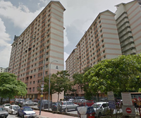 Apartment For Auction at Mutiara Magna, Kepong
