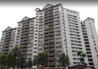 Property for Rent at Sentul Utama Condominium