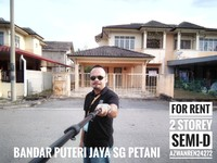 Property for Rent at Bandar Puteri Jaya