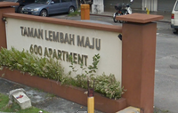 Property for Rent at Lembah Maju Flat (RP1 RP2 RP3 RP4)