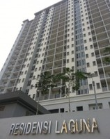 Serviced Residence Room for Rent at Residensi Laguna, Bandar Sunway