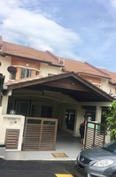 Terrace House For Sale at Taman Puncak Saujana, Kajang