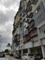 Apartment For Rent at Seri Aman Apartment, Petaling Jaya