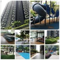 Condo For Rent at Seasons Garden, Wangsa Maju