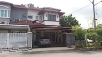 Terrace House For Sale at Jalan Kasawari, Bandar Puchong Jaya