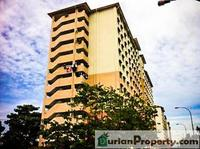 Property for Sale at Taman Permai Indah Flat (Pandamaran)
