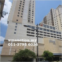 Property for Auction at Pelangi Mall