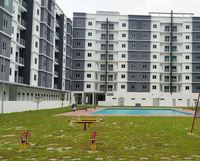 Property for Auction at Kampus West City Condo