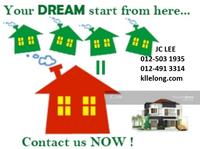 Flat For Sale at Taman Midah Apartment, Taman Midah