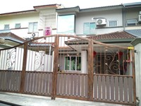 Terrace House For Sale at Section 3, Bandar Mahkota Cheras