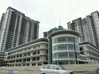 Penthouse For Sale at Elit Heights, Bayan Baru