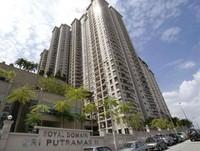 Condo Duplex For Sale at Sri Putramas II, Dutamas