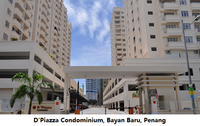 Property for Sale at D'Piazza Condominium