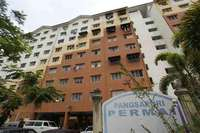 Flat For Sale at Taman Permai Indah Flat (Pandamaran), Port Klang