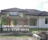 Property for Auction at Chukai