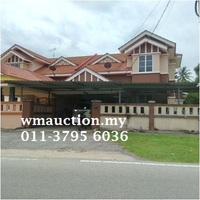 Property for Auction at Kampung Gong Pauh