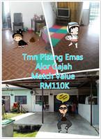 Property for Sale at Taman Machap Bestari