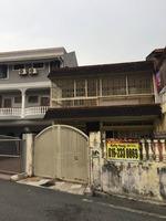 Terrace House For Sale at Taman Sentul Jaya, Sentul