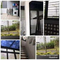 Terrace House For Sale at Blu Constellation, Seri Kembangan