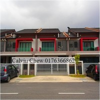 Terrace House For Auction at Bandar Bukit Raja, Klang
