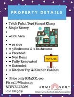 Property for Sale at Taman Teluk Pulai