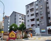 Property for Auction at Sri Ros Apartment
