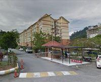 Property for Auction at Vista Hatamas Apartment @ Bukit Hatamas