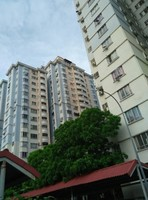 Condo For Sale at Pertiwi Indah, Cheras