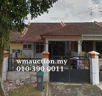 Terrace House For Auction at Taman Puteri Wangsa, Ulu Tiram
