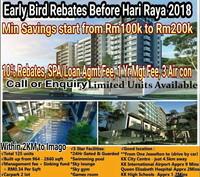 Property for Sale at One Jesselton Condominium