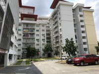 Condo For Sale at Kristal Heights, Shah Alam