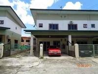 Terrace House For Auction at Taman Bahagia, Sandakan