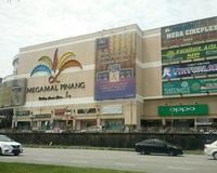 Retail Space For Auction at Megamall Penang, Bandar Prai Jaya