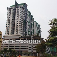 Serviced Residence For Auction at Alam Sanjung, Shah Alam