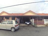 Terrace House For Sale at Taman Pahlawan, Telok Panglima Garang
