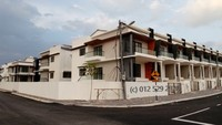 Property for Rent at Ipoh South Precinct Residences