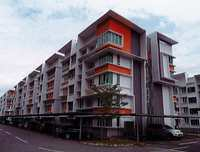 Property for Auction at University Utama Condominium