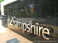 Property for Rent at Hampshire Residences