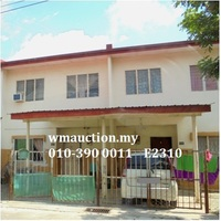 Property for Auction at Taman Tunku