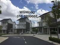 Property for Rent at Senja Private Lakeside Estate