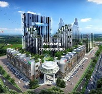 SOVO For Rent at Icon City, Sungei Way